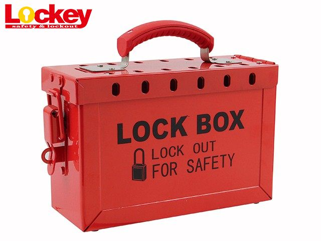 Group Lockout Box LK02