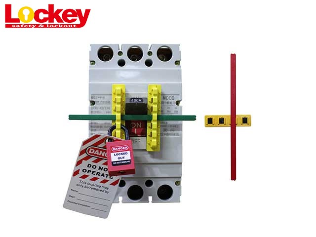 Circuit Breaker Blocking Bar Lockout Systems