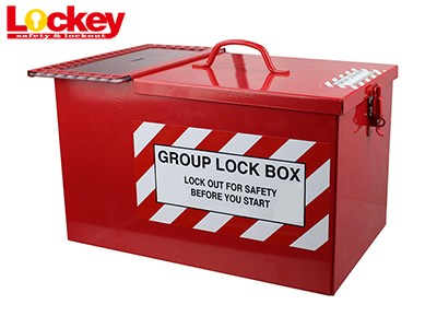Portable Group Lock Box LK05, LK06