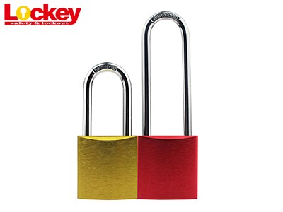 Aluminum Safety Padlock