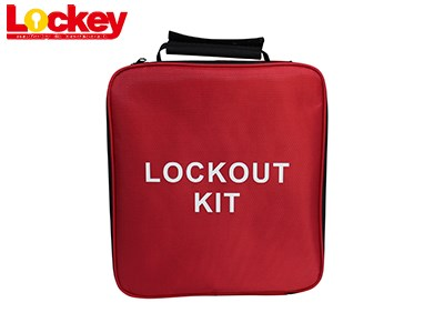 Electrical Pouch Lockout Bag LB31